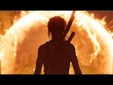 Shadow of the Tomb Raider - The Making of a Tomb Raider Trailer