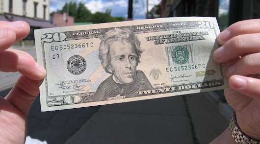 Andrew Jackson was a slaver, ethnic cleanser, and tyrant. He deserves no place on our money.