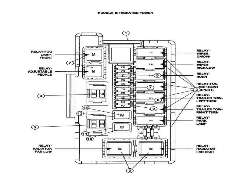 32 2001 Jeep Grand Cherokee Radio Wiring Diagram