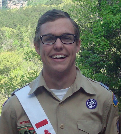 Wesley Seaman Elected 2014 Region Chief