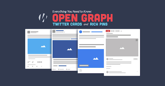 Everything You Need to Know: Open Graph, Twitter Cards & Rich Pins - Warfare Plugins