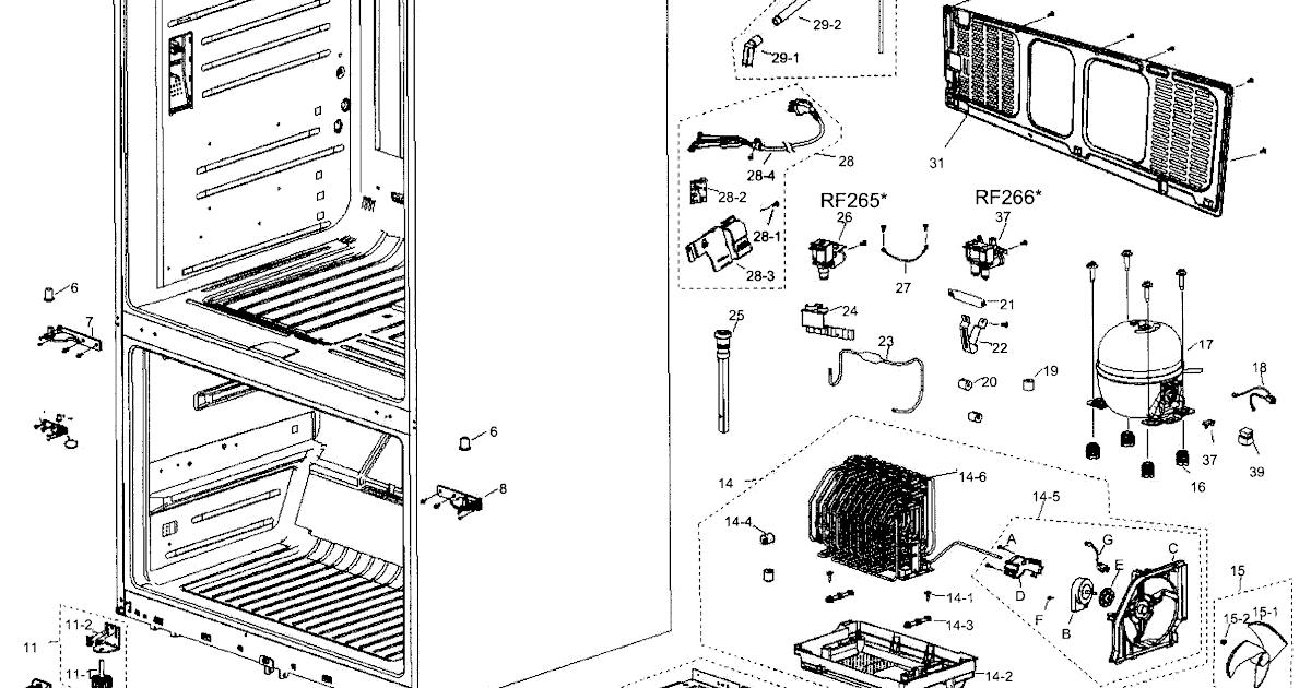 Refrigerators Parts: Refrigerator Part