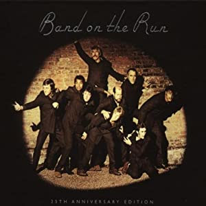 """Cover of """"Band on the Run"""""""