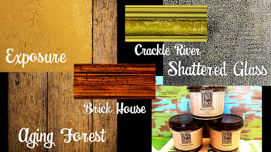 The 'Featured Finishes' Series: Know Your Crackle Direction - South Lake Tahoe faux finish studio