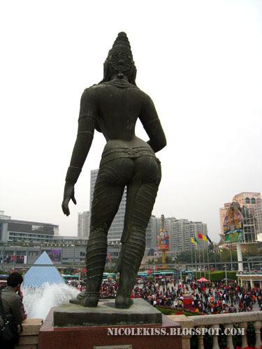 indian goddess toosh