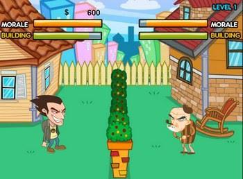 Игры Как достать соседа - играть Онлайн бесплатно!