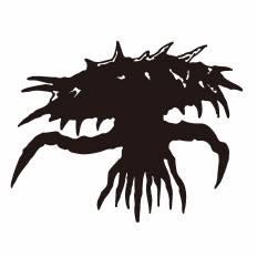 妖怪シルエット イラストの無料ダウンロードサイトシルエットac