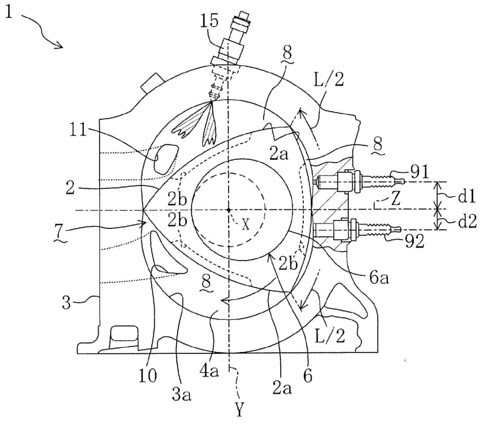 2010 mazda rotary engine diagram