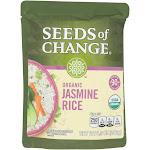 Seeds Of Change - Rice Aromatic Jasmine - Case of 12 - 8.5 OZ