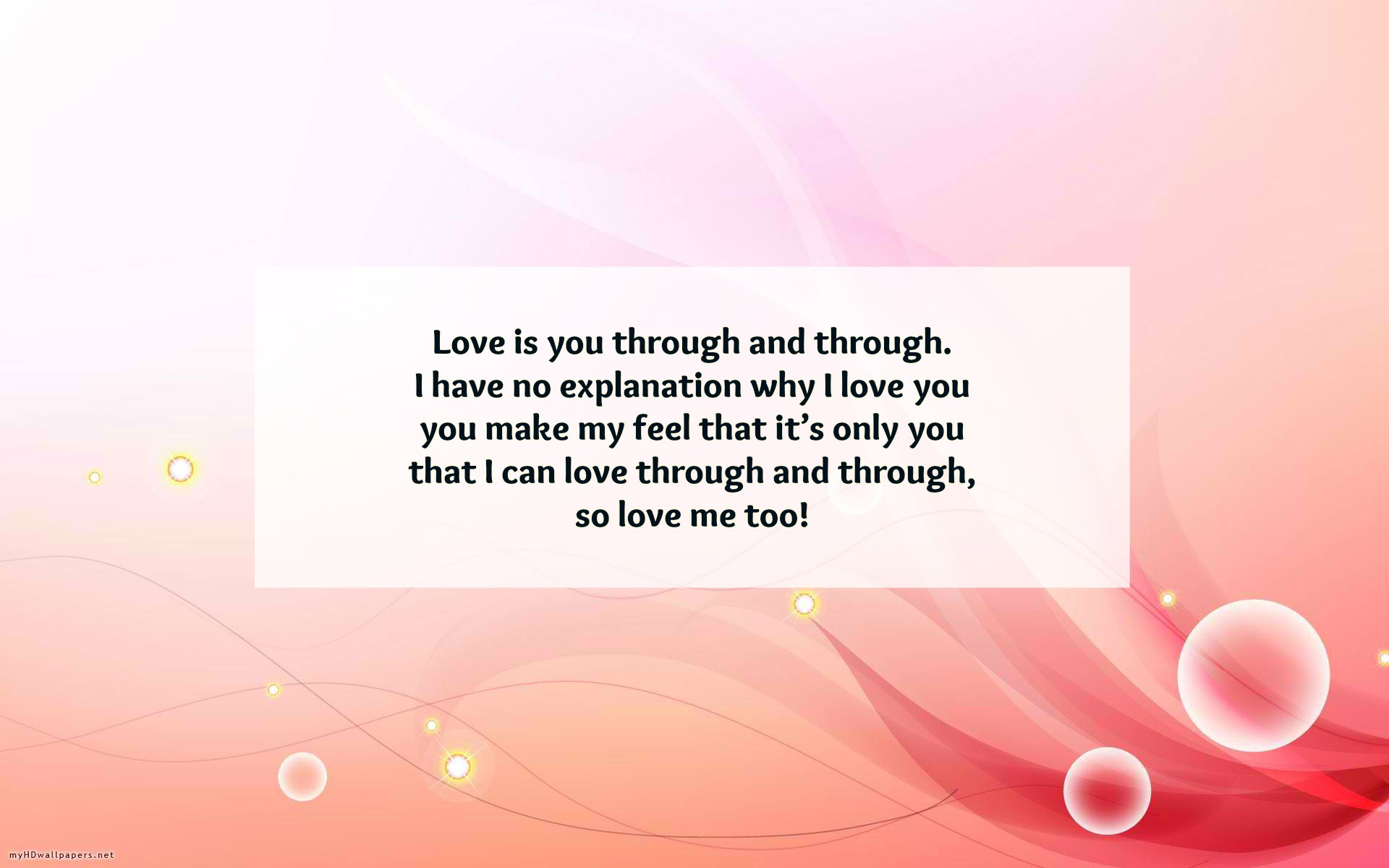 I Love You Poems Text And Image Poems Quotereel