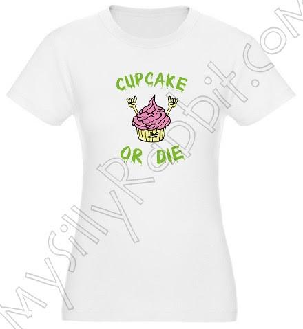 cupcake or die
