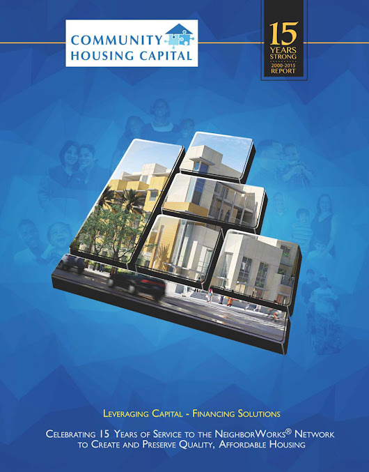 Community Housing Capital 2016 Leveraging Capital - Financing Solutions