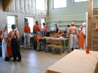Fellowshipping on The 12th Orange Day, 2012