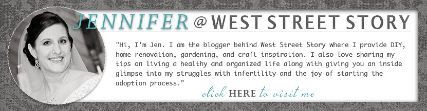 Jennifer from West Street Story - Contributor to Cropped Stories BLUE