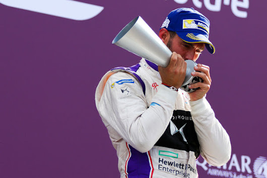 Second place for DS Virgin Racing in Paris