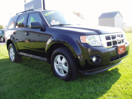 Used 2012 Ford Escape for Sale in Sandusky OH 44870 Deiderick Motors