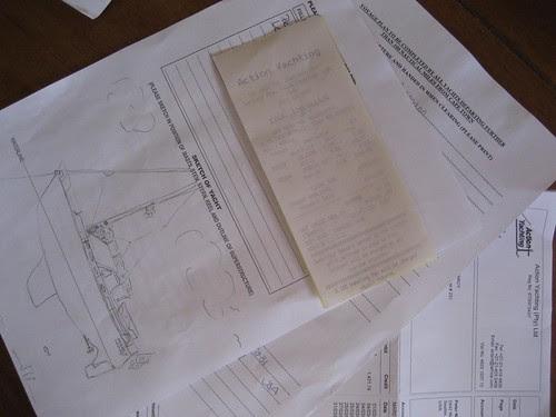 SA paperwork