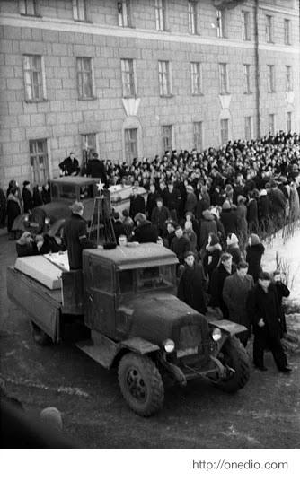 31-) Cenaze Hazırlıkları, 9 Mart 1959