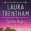 Review ❤️ Set the Night on Fire by Laura Trentham