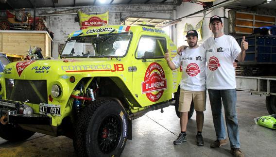 Resultado de imagen para Corre el Rally Dakar con un Rastrojero