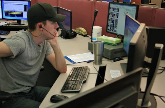 For Emergency Dispatchers, The Mental Toll Of A High-Stress Job