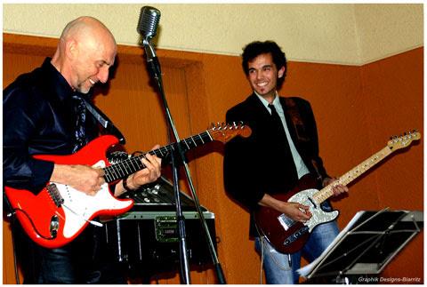 Danse Rock dans les Landes - Brushing Brothers