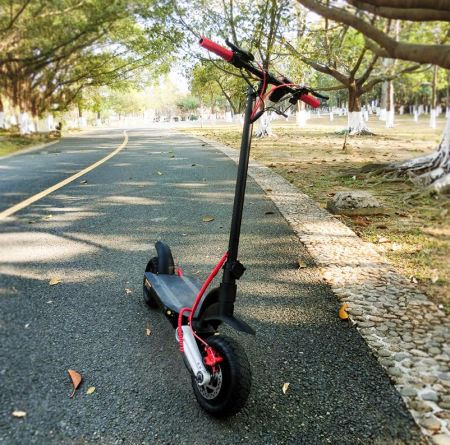 Top 8 Best Off-Road Scooters Review (November, 2018) - Buyer's Guide