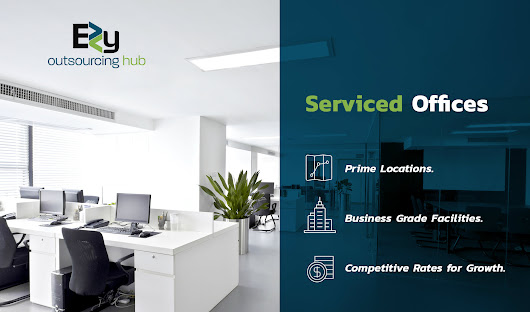 Ezy Outsourcing Hub Now Offering Serviced Offices in Manila