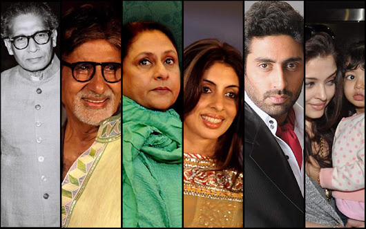 Truth about The Bachchans
