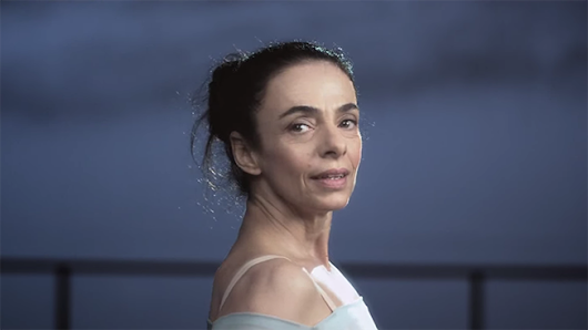 A 53-Year-Old Ballerina Personifies Defying Age in This Skin Care Ad
