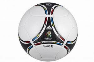 Мяч Евро-2012 назвали Tango 12
