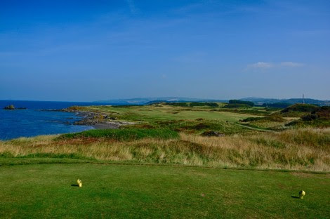 Turnberry Golf Club - Ailsa Course - The Most Scenic Open Course in Scotland - Breaking Eighty