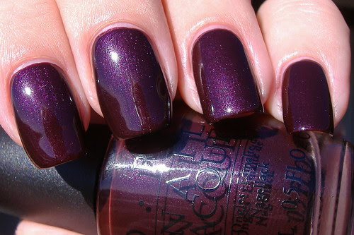 OPI - Yes...I Can Can - Nail Polish by mskatee22.