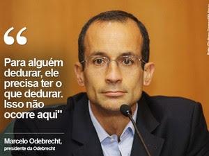 Marcelo Bahia Odebrecht, presidente da holding Odebrecht S.A, participou da CPI da Petrobras, em Curitiba, nesta terça-deira (1º) (Foto: Giuliano Gomes/PR PRESS)