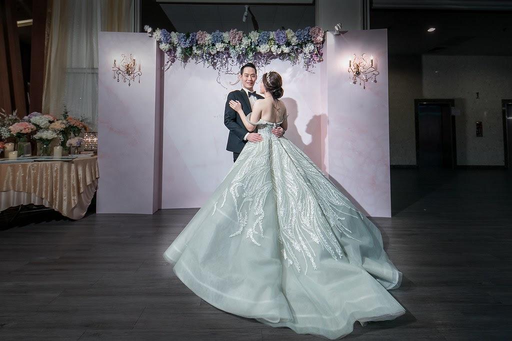 婚禮類婚紗-新竹彭園婚禮紀錄- 湘園廳婚攝