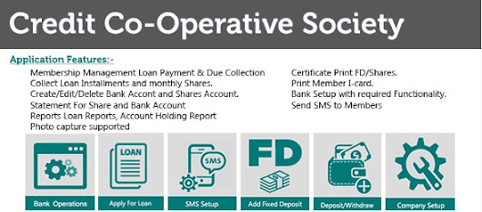 HOW MINI BANKING SOFTWARE HELPS IN CREDIT COOPERATIVE SOCIETY BANK? LEARN HERE