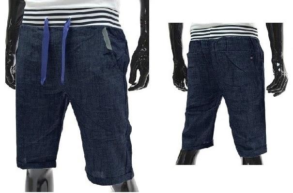 Bermuda Moderna Fashion - Azul