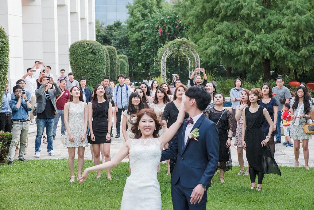 027台中中僑 戶外婚禮