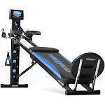 Total Gym XLS Plus Abcrunch Bench Universal Home Gym for Total Body