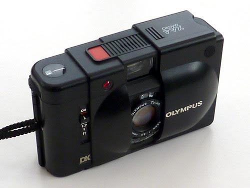 Olympus XA4 by pho-Tony
