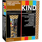 Kind Plus Bar, Peanut Butter Dark Chocolate/Protein - 12 pack, 1.4 oz bars