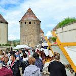 En images. Semur-en-Auxois : la Fête médiévale plonge la ville dans le passé