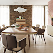 Flaye Dining Room - eclectic - dining room - london - by Wharfside