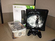 Limited Edition Tomb Raider Xbox 360