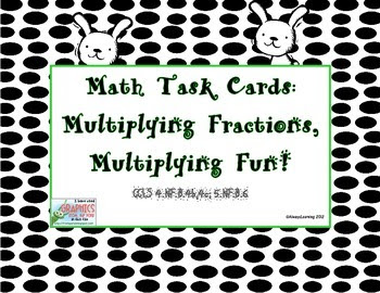 Multiplying Fractions, Multiplying Fun!