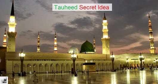Tauheed Secret Idea - Travel for Umrah
