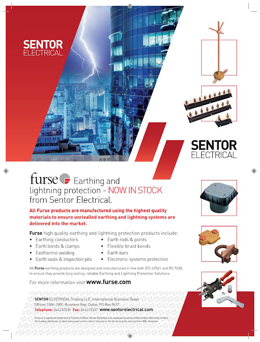 Sentor electrical furse advert