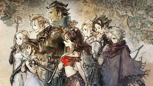 Octopath Traveler Is Already The Best Selling Third Party Nintendo Switch Game In 2018 On Amazon