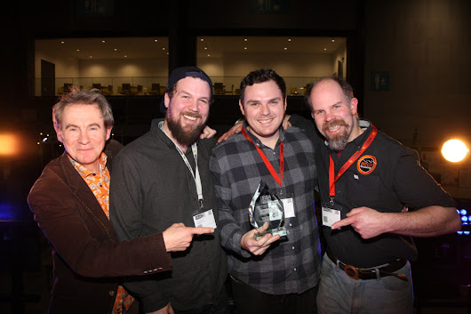 'Brewing with Music' strikes a chord with judges as Signature Brew named SIBA Brewery Business of the Year 2018