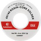 RadioShack Rosin Core Solder